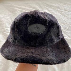 Fur Fendi Hat